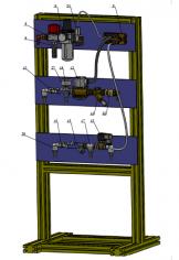 FANUC立式水气单元